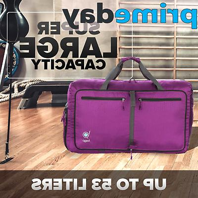 bago Travel For - Foldable Duffel For Sp