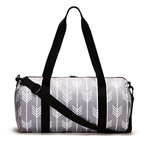 "Jadyn 19"" Barrel Women's Duffel Tails"