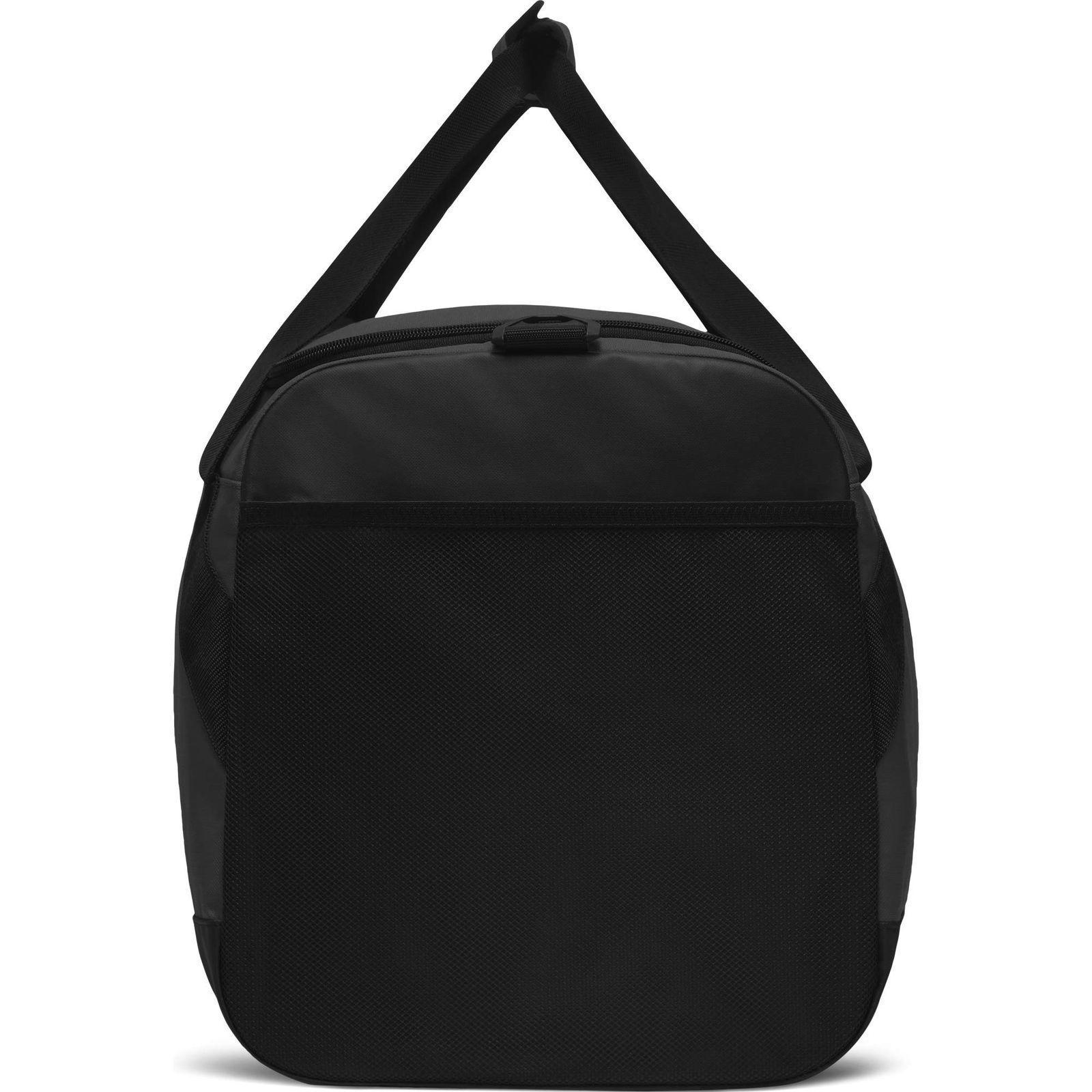 Nike Brasilia Bag Black White NIKE OR LARGE