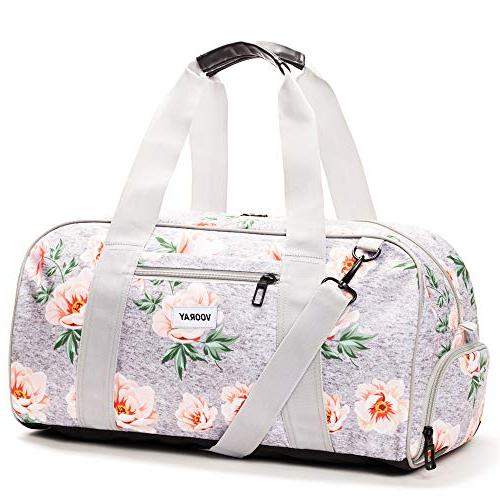 Vooray Gym with Pocket & Bag, Rose Gray