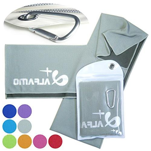 Max Full Body Recovery Cooling Towel - Extra Large, Ultra So