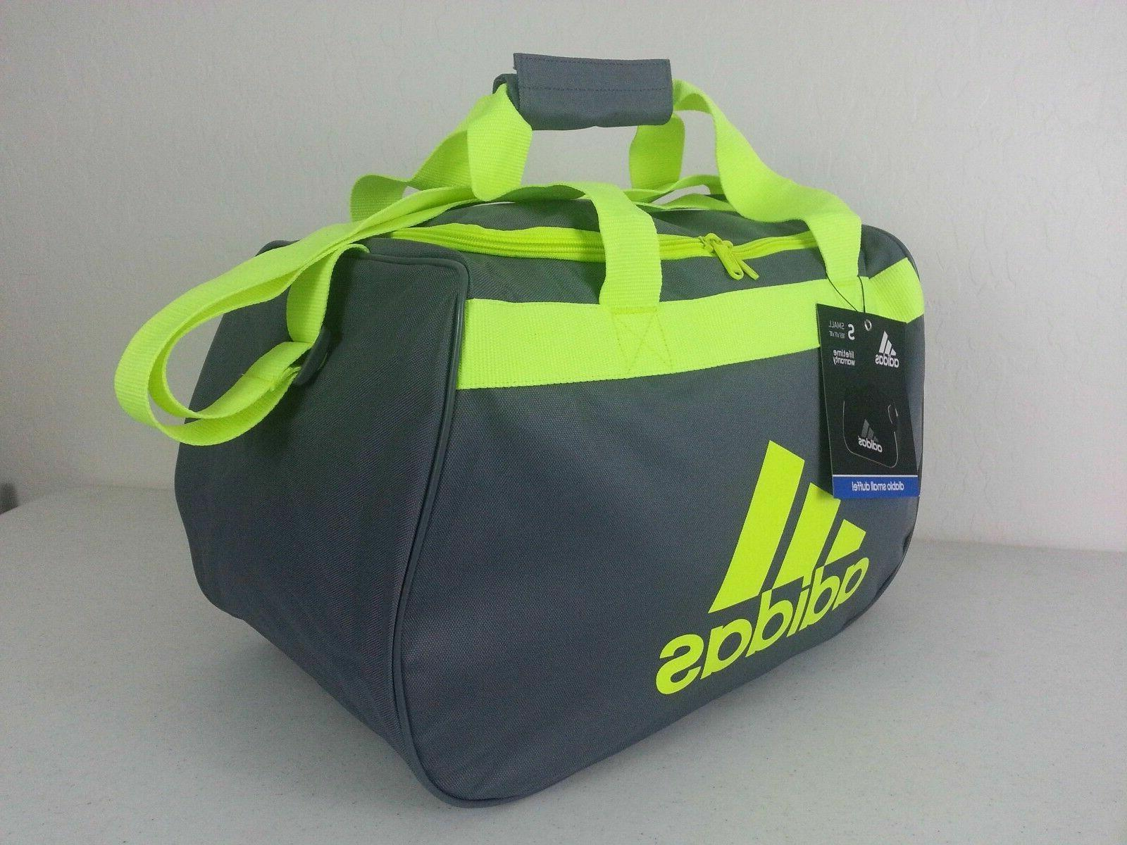 ADIDAS SMALL Duffel RED Sports Locker Bag