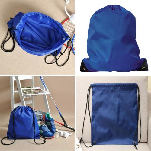 String Sack Gym School Bag