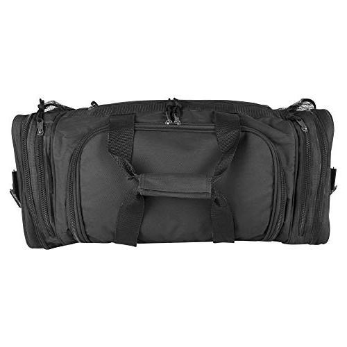 Dalix 20 Inch Duffle Bag and Valuables