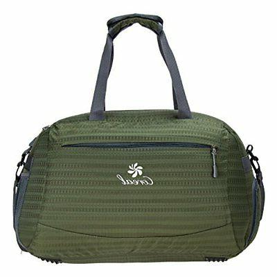 Coreal Duffle Bag Gym Shoes Compartment
