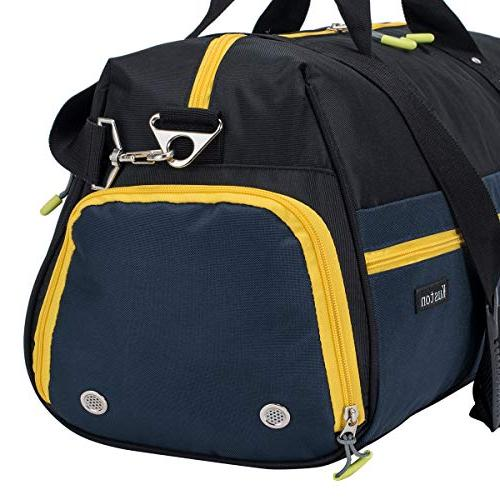 Kuston with Shoes Duffel for and Women