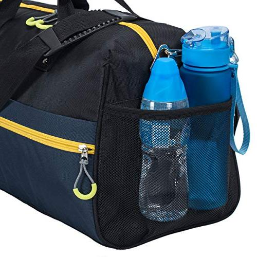 Kuston Sports Bag with Duffel for and Women