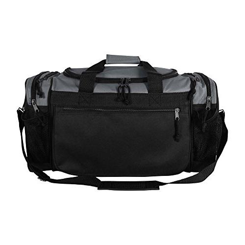 Dalix Duffle with and Gray