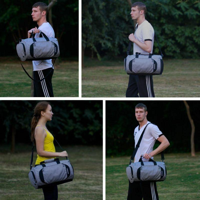 Gym Bag - Mouteenoo