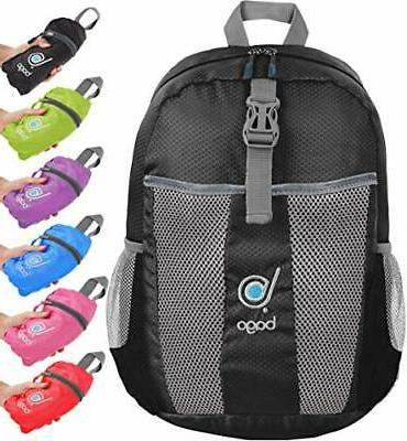 lightweight foldable backpack for travel and sport