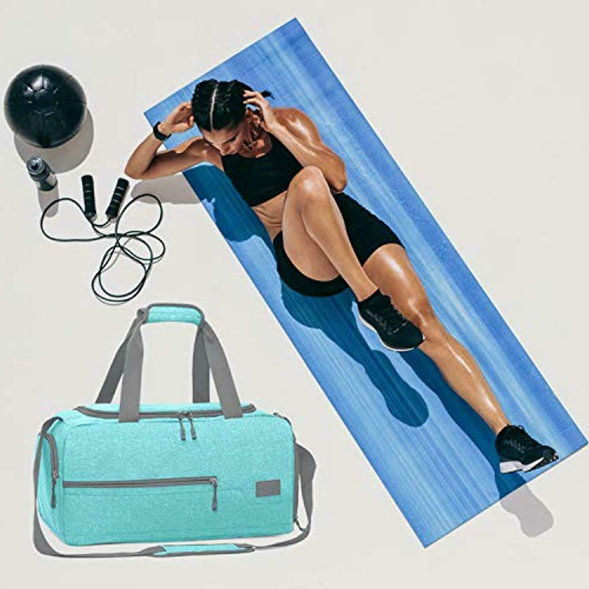 MarsBro Resistant Gym Bag with Shoe