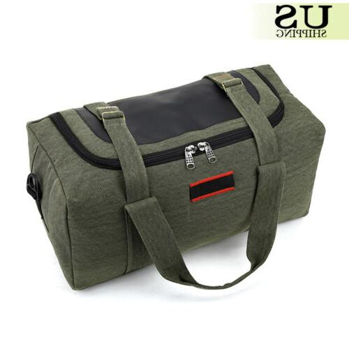 Men's Military Gym Duffle Travel Luggage