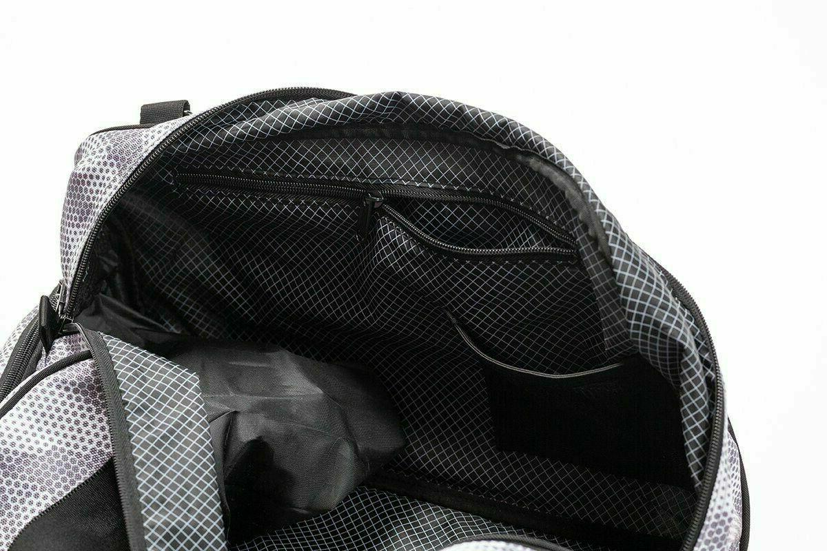 New Vooray Gym Duffel Camo Gray Black $50