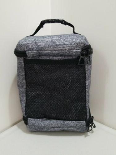 NEW Adidas Excel Gym Lunch Zippered Pack