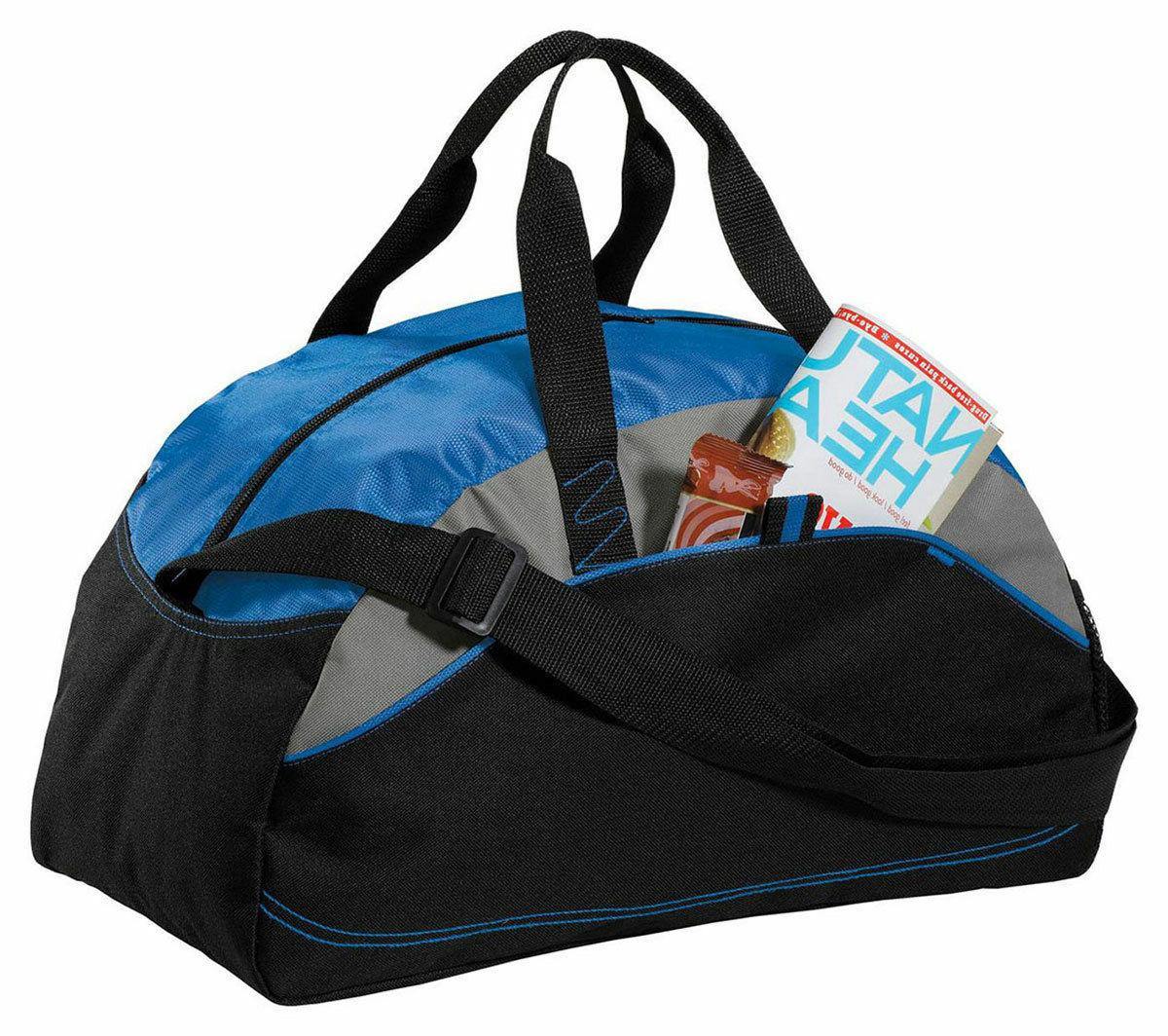 new port and company improved small duffel