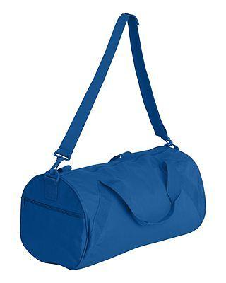 NEW - Bags Recycled Small LIGHT WORKOUT Duffle Gym Bag