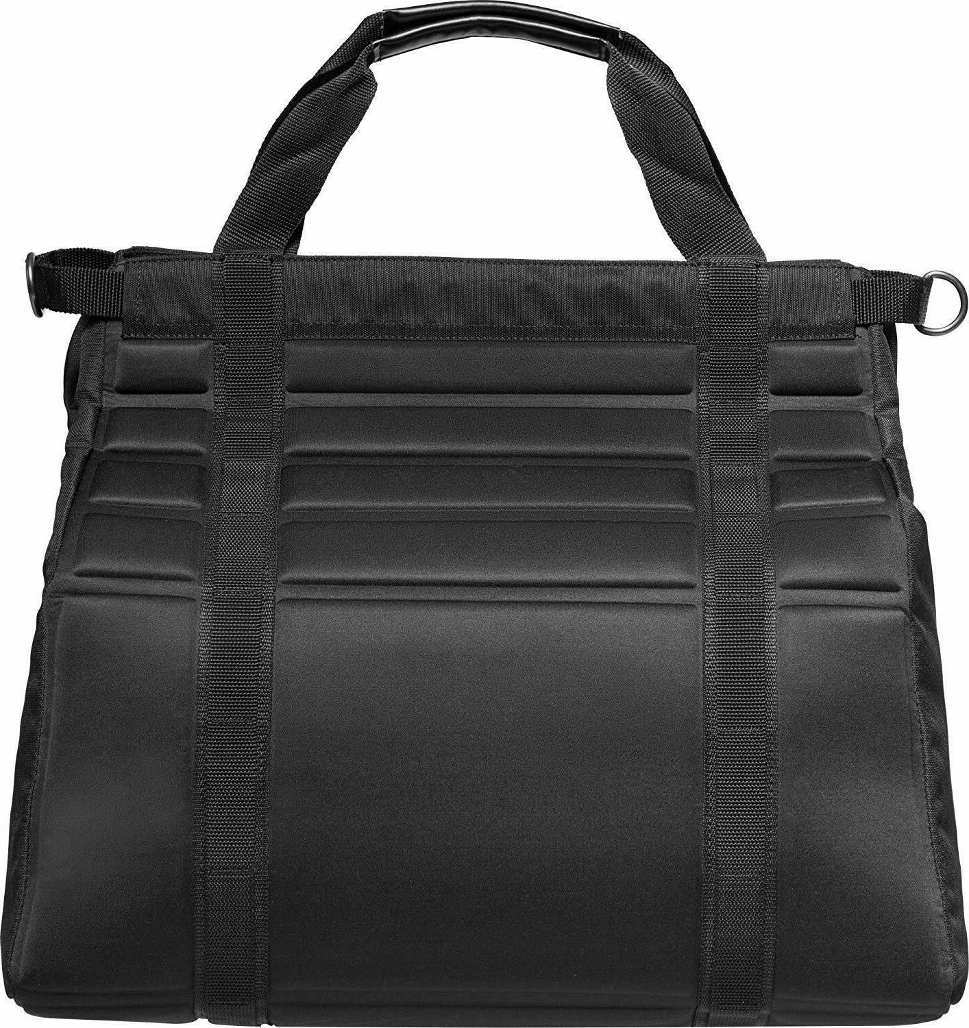 New Douchebags The 40L Carry On Weekend Pitch Black