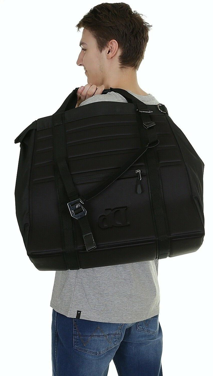 New Douchebags The Affair 40L Holder Gym Travel Carry Pitch Black