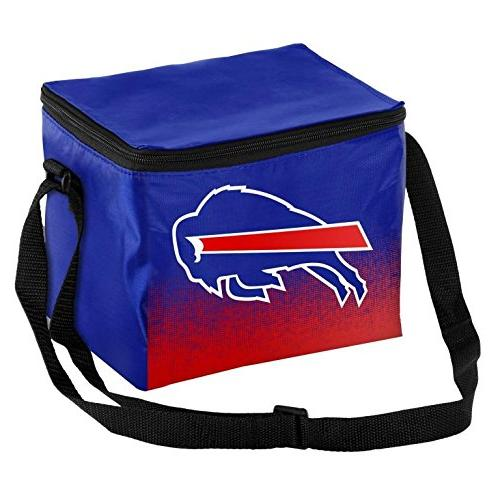 nfl gradient print lunch bag