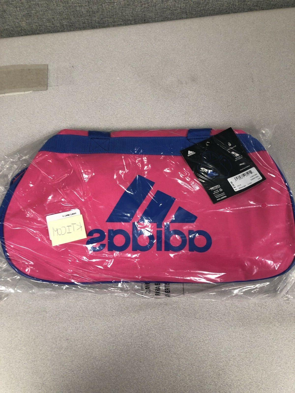 NWT ADIDAS Duffel Bag/Travel --Pick Color