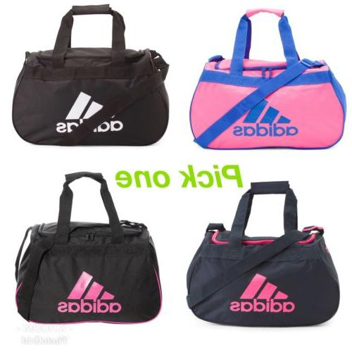 NWT ADIDAS Diablo Duffel Gym Bag/Travel --Pick