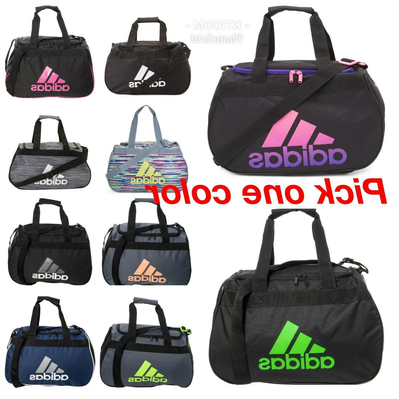 nwt diablo small duffel gym bag travel