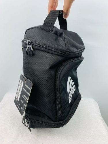 NWT Excel Gym Lunch Zippered Pack Black