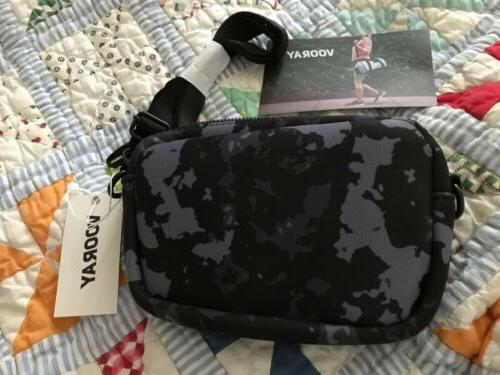NWT Vooray Crossbody Bag for Shopping, Travel In Navy