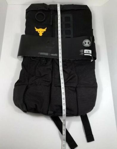 NWT Under Armour Project 90 Gym Duffle Big Backpack LTD