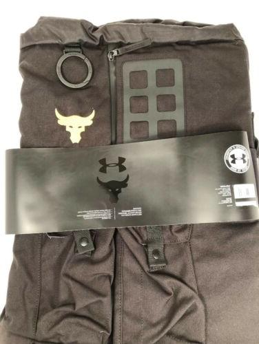 NWT Under Project Rock Backpack LTD Edition