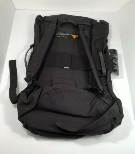 NWT Project 90 Gym Duffle Big Backpack