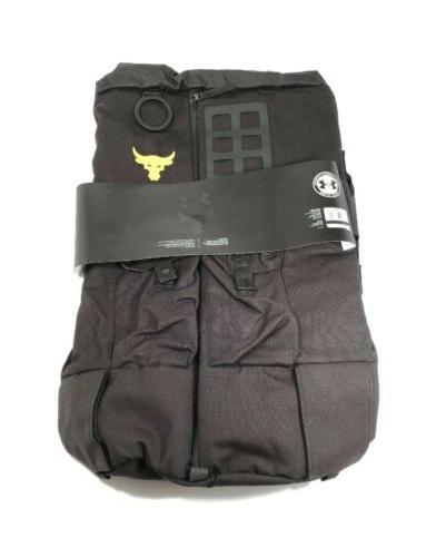 nwt the project rock 90 gym duffle