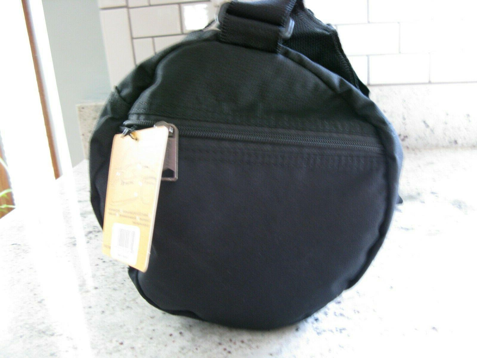 Carhartt Packable Duffel bag work office black NEW