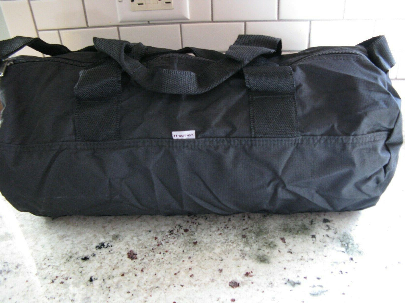 Carhartt bag work gym black NEW