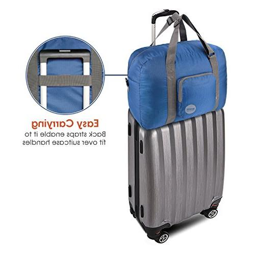 Packable Tote Carry Foldable Duffel