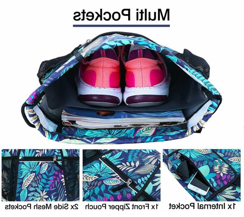 Venture Pal Gym Bag With Wet
