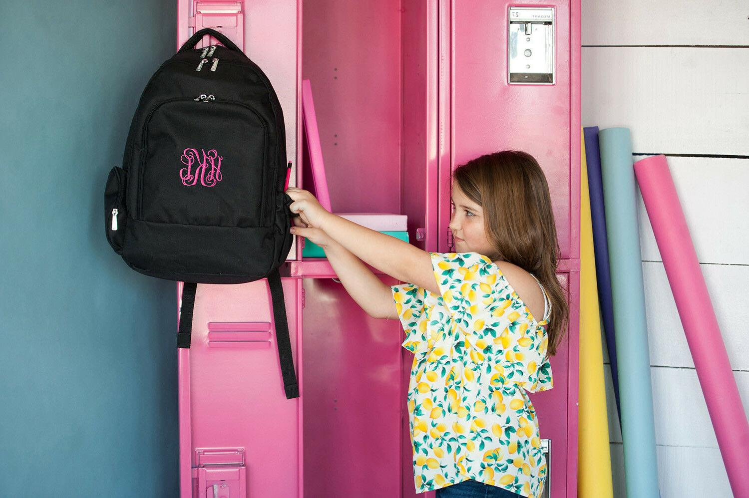 PERSONALIZED BACKPACK INSULATED GYM