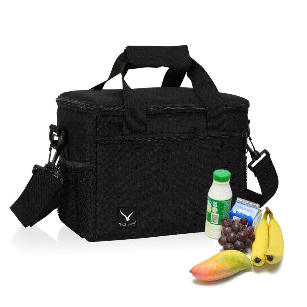 premium insulated lunch bag cooler food container