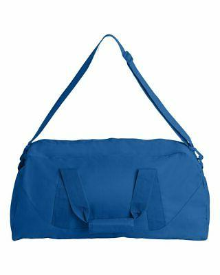 """Liberty Bags Recycled Duffel Gym Size: 23 1/2"""" 11 1/2"""""""