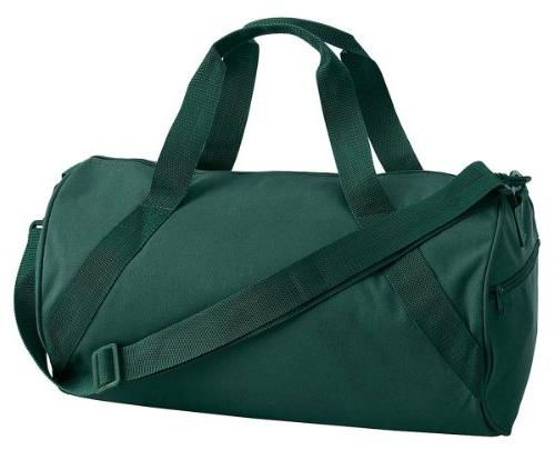 shoulder strap barrel duffel one