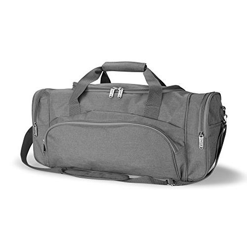 signature gym bag