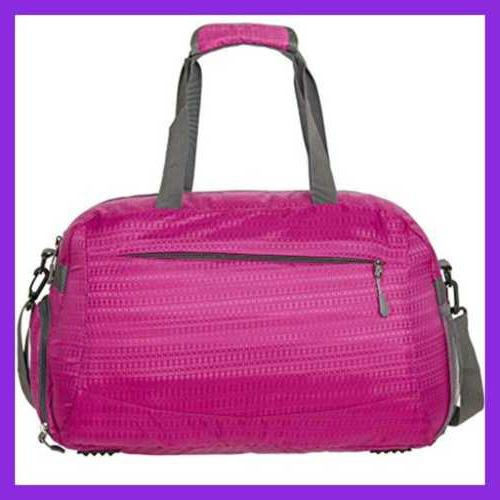 Coreal Bag Duffel W Shoes Compartment For PINK