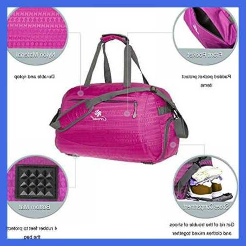 Coreal Duffel For & PINK