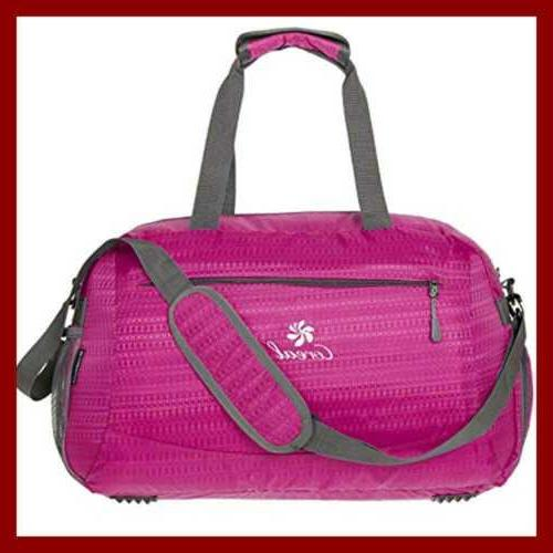 Coreal Sport Duffel For Men & Women PINK