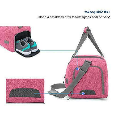 Sports Travel Resistant With Compartment