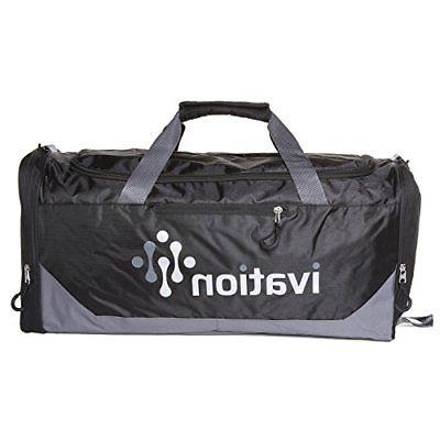 Sports Gym Duffle 100% Water Resistant for Gym