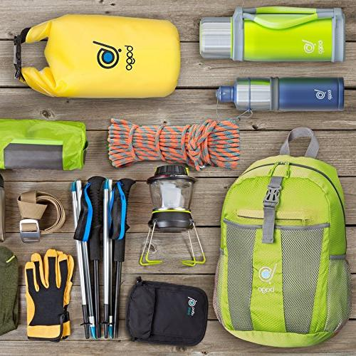 bago Insulated Water Bottle - Keep for Hours. Best Travel, Sport, and Personal - 1.2 Steel Vacuum and