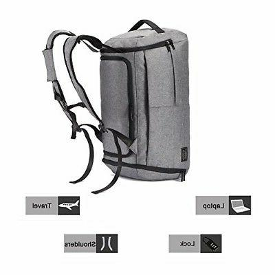 NeSus Travel Bag Gym Anti-theft Backpack