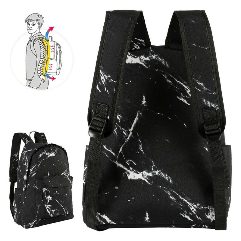 Travel Marble Backpack Large