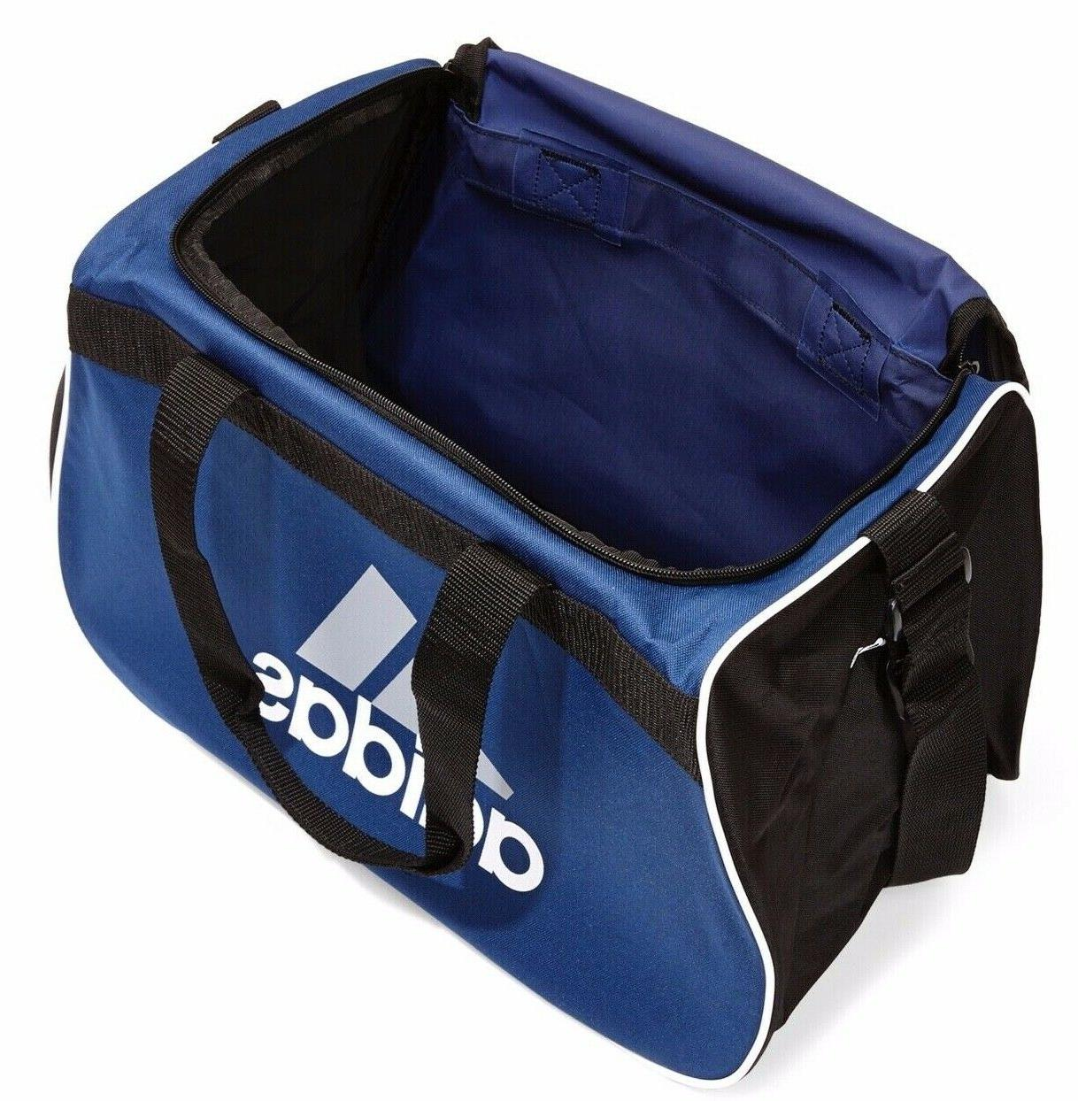 ADIDAS Diablo Duffel BLUE Sports Gym Bag NEW